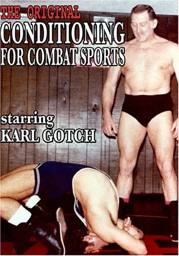 Karl Gotch conditioning book