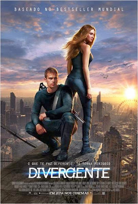 Divergente  HDRip AVI e RVMB Legendado