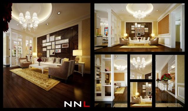 Desain Interior Ruang Keluarga Terbaik
