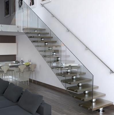 Mi casa mi hogar escaleras interiores for Imagenes escaleras modernas