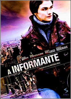 Download - A Informante - DVDRip - AVI Dual Áudio