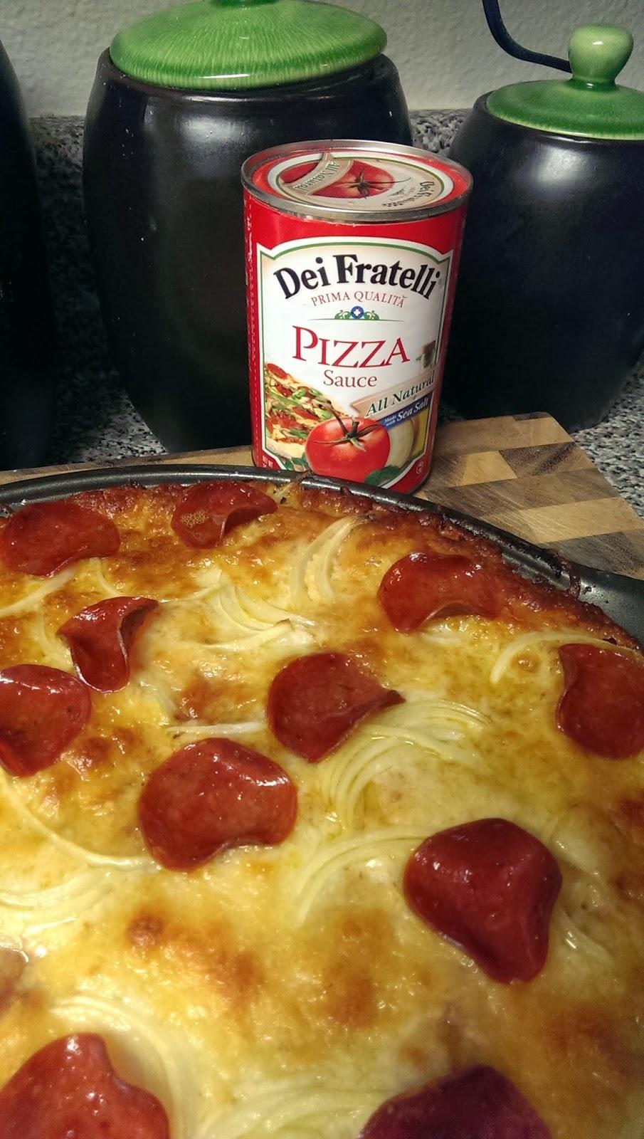 Dei+Fratelli+Pizza+Sauce Dei Fratelli Pizza Sauce Giveaway- Dei Fratelli Review