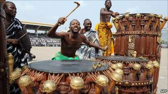 Fontomfrom African Music Of Antiquity Akan Ghana West Africa
