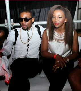 D'Banj & Genevieve Nnaji Are Officially Dating Again!