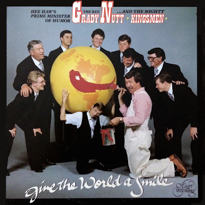 The Kingsmen Quartet-Give The World a Smile-
