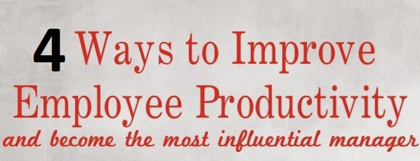 4 Ways to Improve Employee Productivity With Best Tips And Tricks