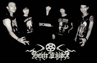 Semesta Band Gothic / Black Metal tangerang Foto Personil Logo Wallpaper