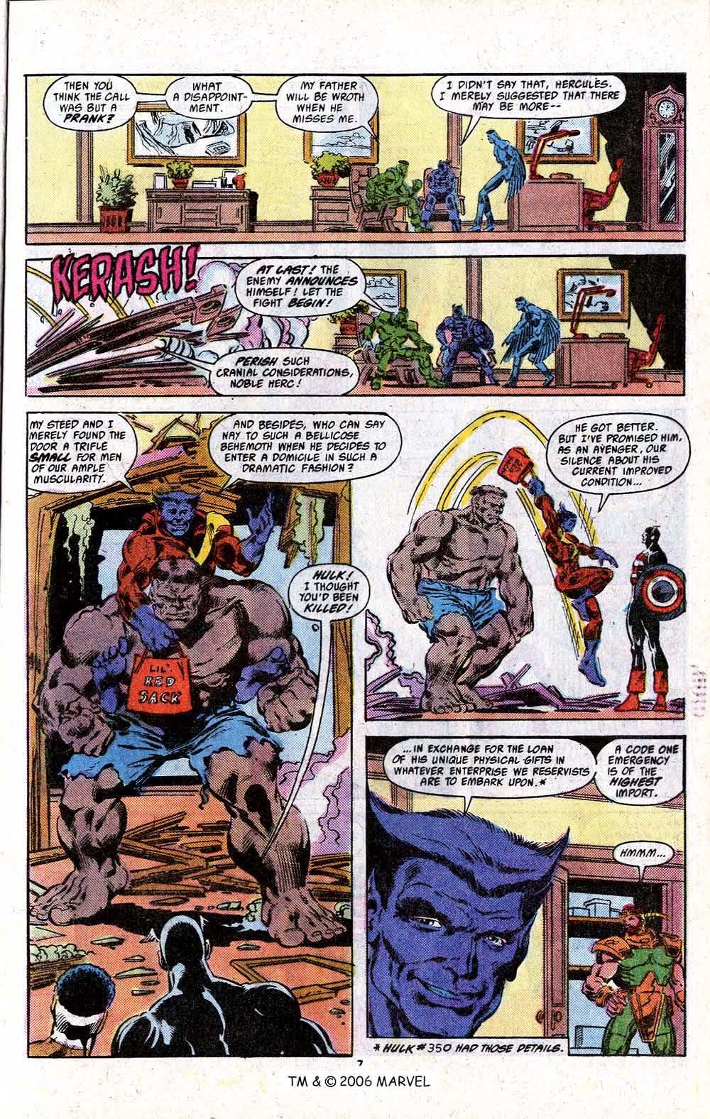 Captain America (1968) Issue #348c #280 - English 9