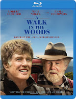 A Walk in the Woods Blu-Ray Cover