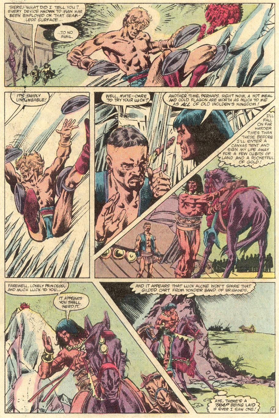 Conan the Barbarian (1970) Issue #133 #145 - English 7