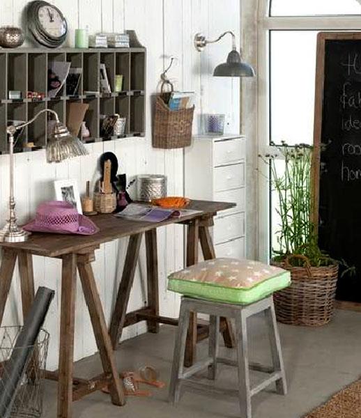 En mi espacio vital muebles recuperados y decoraci n for Muebles reciclados para un estilo industrial