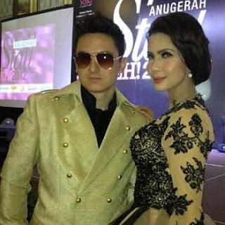 Pelakon Zain Saidin dan Rozita Che Wan
