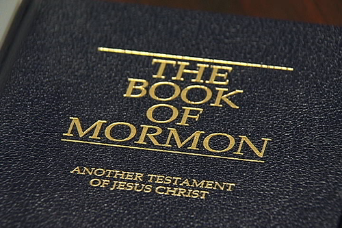 THE BOOK OF MORMON | ANOTHER TESTAMENT OF JESUS CHRIST