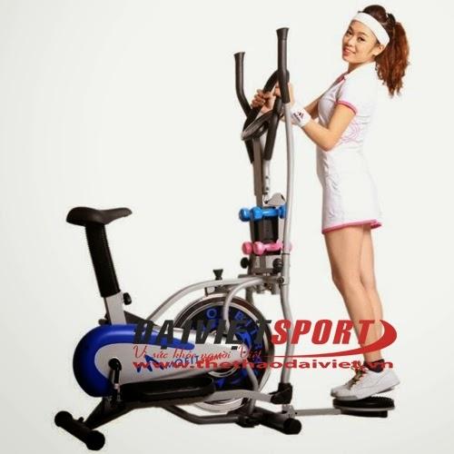 Lời khuyên khi tập thể dục giảm cân cùng xe đạp tập tai nhà