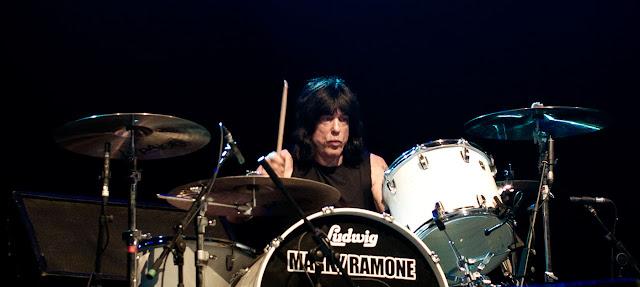 Marky Ramone Zaragoza