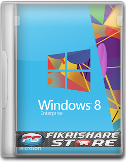 Windows 8 Enterprise (x64) full