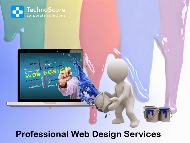 web design company, web maintenance services, technoscore