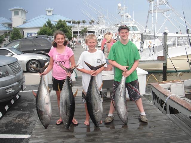June 24 2012 daily reports news ocean city fishing center for Ocean city fishing center