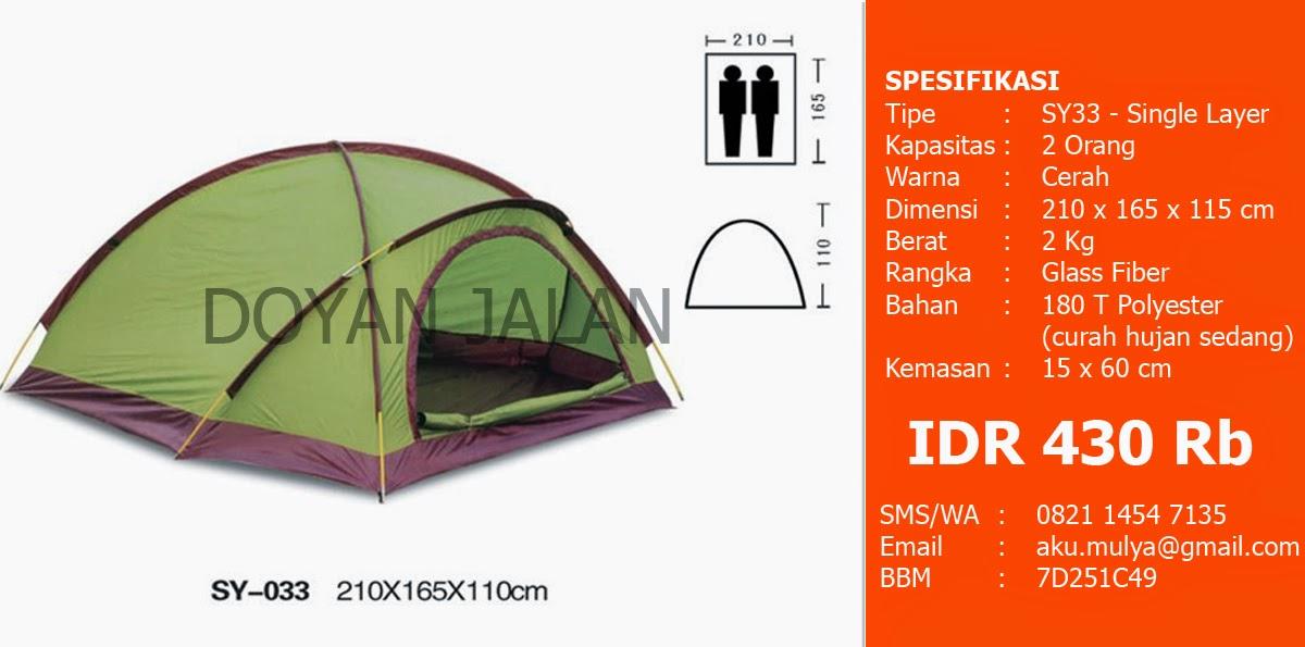 Jual Tenda Dome Murah Jakarta