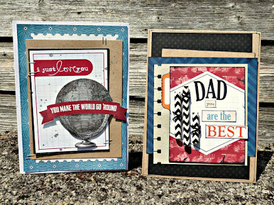 fathers day card tracee provis papermaze echo park