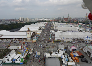 Münchner Oktoberfest 2011