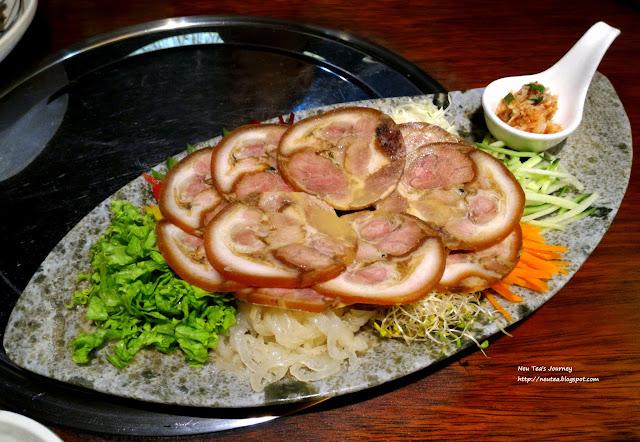 Kim Chi & BBQ Korean Restaurant in Taman Pelangi