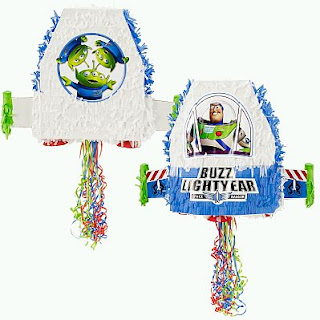 Piñatas de Toy Story para Fiestas Infantiles, parte 3
