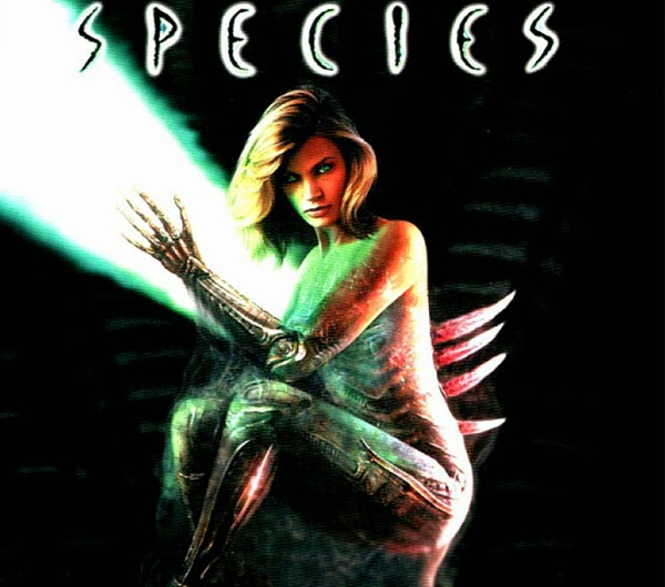"""Obras de H.R. Giger """"Species"""""""