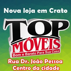 LOJA TOP MÓVEIS - CRATO
