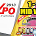 1 Nov 2013 (Fri) - 3 Nov 2013 (Sun) : PC EXPO 2013