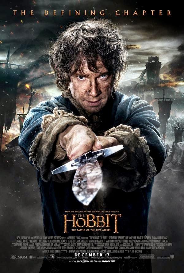The Hobbit - The Battle of Five Armies