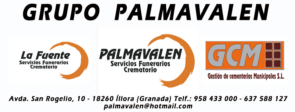 SERVICIOS FUNERARIOS y CREMATORIO PALMAVALEN S.L.