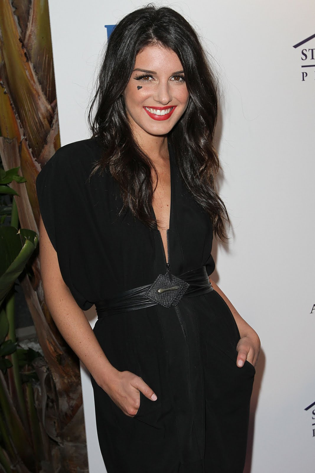 Shenae Grimes Dark Hair