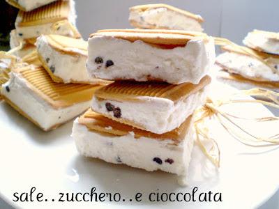 gelato biscotto.....