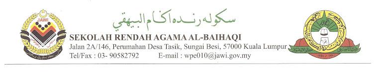 Sekolah Rendah Agama Imam Al-Baihaqi