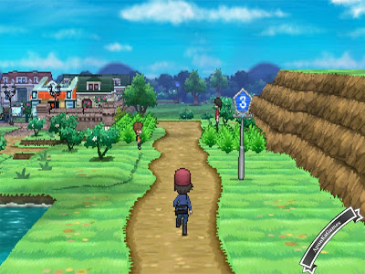 Pokemon Screenshots