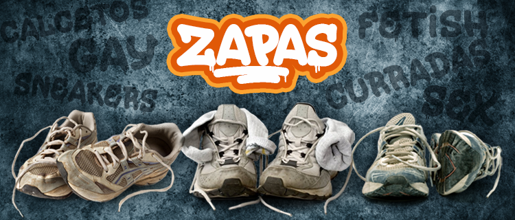 fetichismo gay zapas curradas