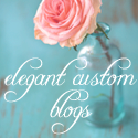 Design By Elegant Custom Blogs