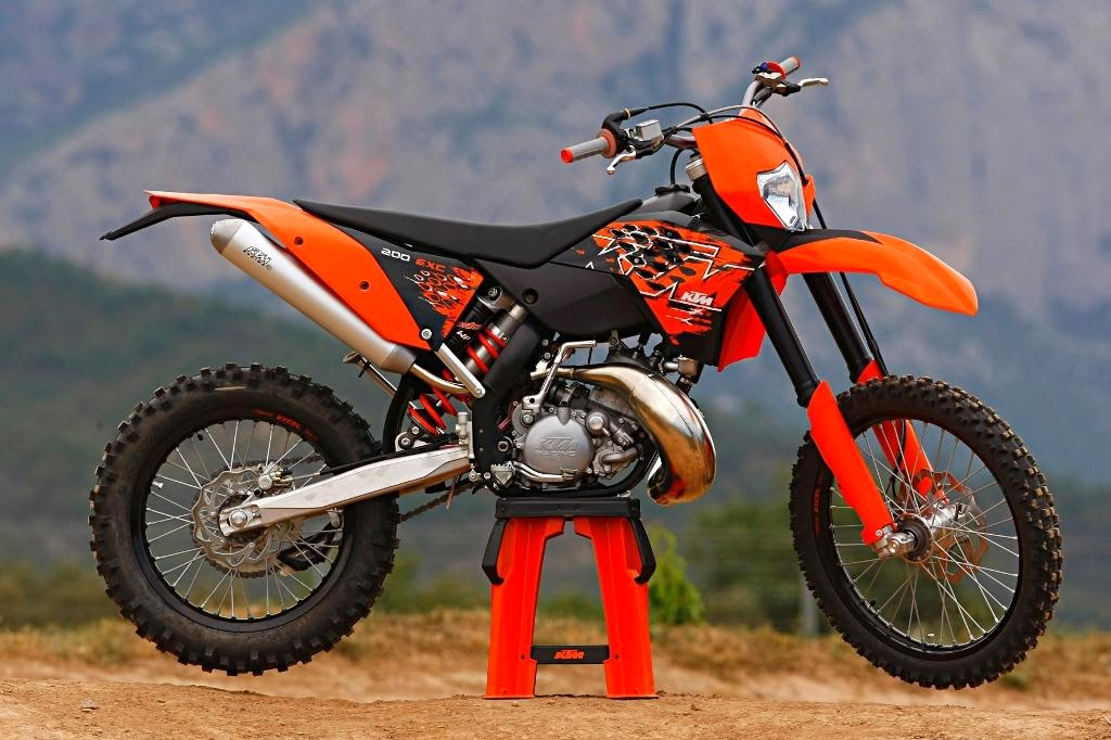 KTM 200 EXC upcoming motorcycles