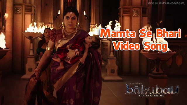Baahubali Mamta Se Bhari Video Song | Rajamouli | Prabhas | Rana Daggubati | Anushka