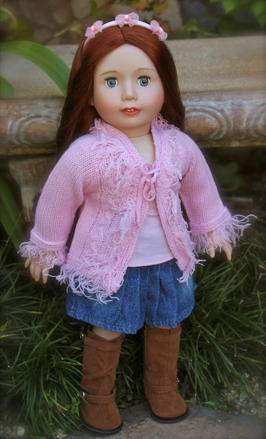 HARMONY CLUB DOLLS, Trendy American Gir Doll Clothes
