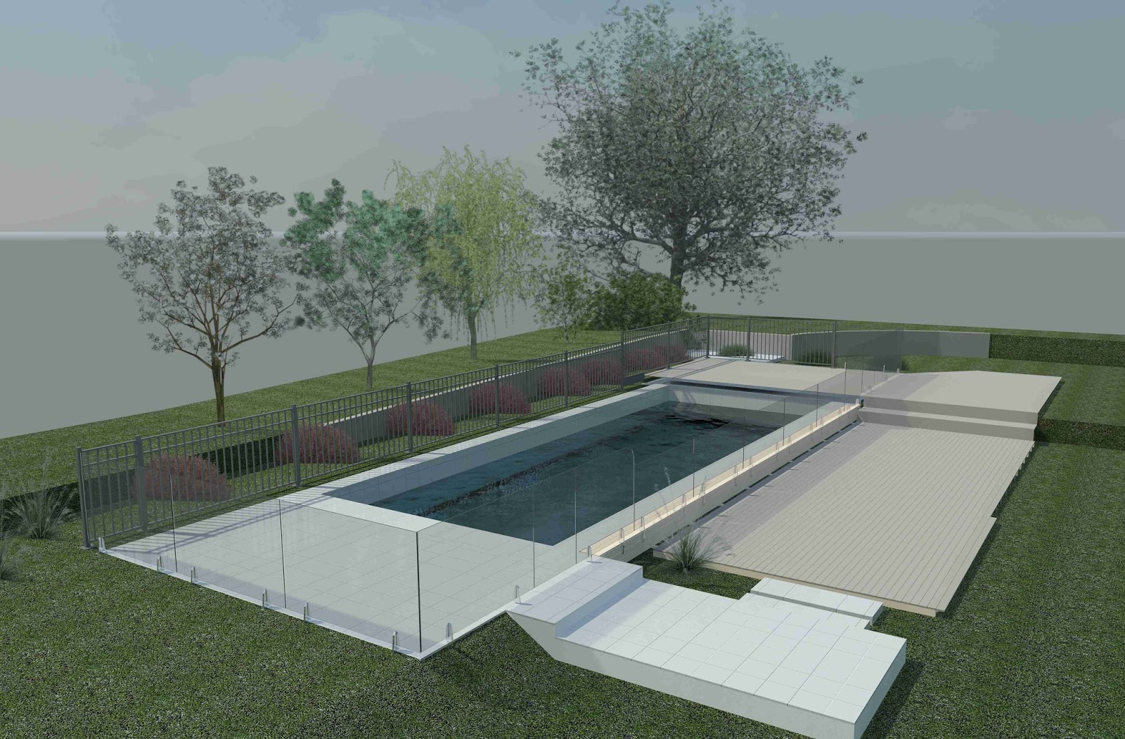 William Le Couteur 39 S Revit Blog House Competitions And Swimming Pools