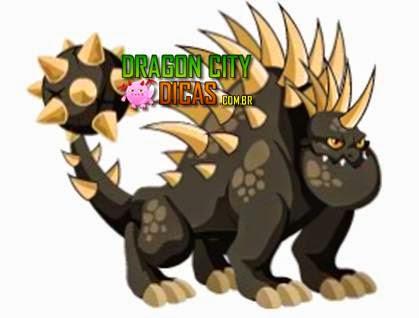 Dragão Porco-Espinho