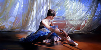 pinturas-de-bailarinas-de-ballet-oleo