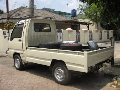 mitsubishi jetstar pick up klasik