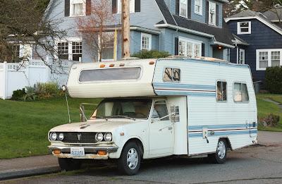 1978 Toyota Hilux RV