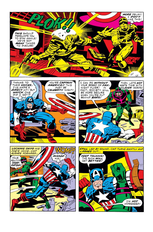 Captain America (1968) Issue #214 #128 - English 12