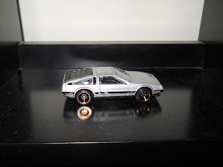 DeLorean DMC-12 Hot Wheels