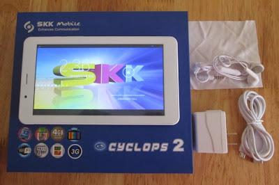 SKK Mobile Cyclops 2 Retail Package