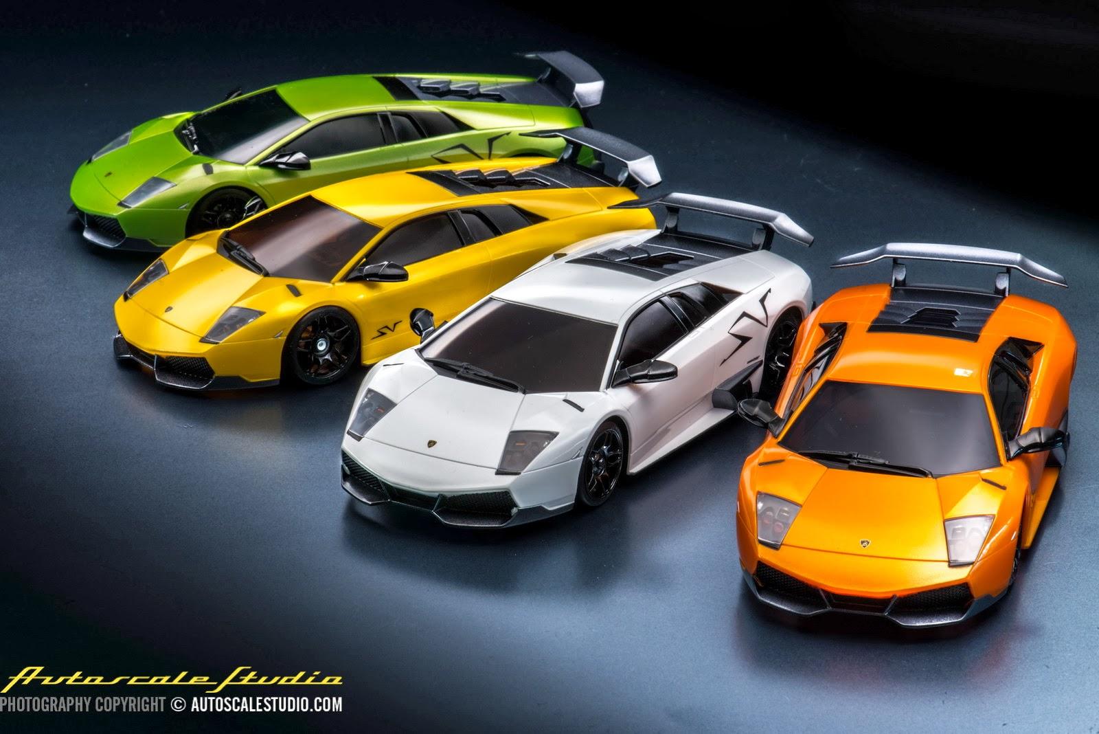 Mzp215 Lamborghini Murcielago Lp670 4sv Plain Color Quatuor Autoscale Studio オートスケール・スタジオ
